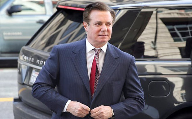 Cựu Chủ tịch chiến dịch tranh cử của Tổng thống Trump nhận tội, đồng ý hợp tác điều tra