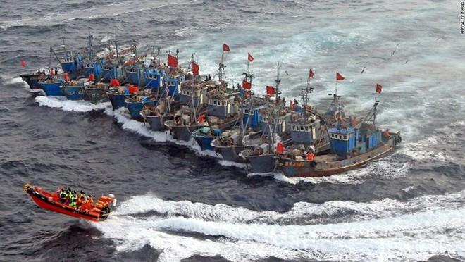 """Mỹ báo động về """"hạm đội thứ 3"""" nguy hiểm của Trung Quốc - ảnh 2"""