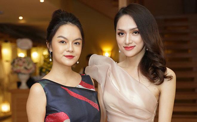 Hương Giang Idol điệu đà, đọ sắc cùng đàn chị Phạm Quỳnh Anh