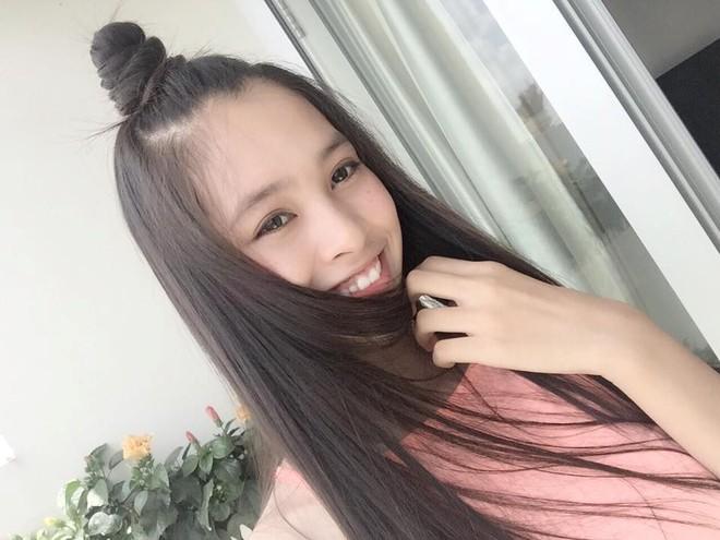 Cận cảnh mặt mộc không tì vết của Tân hoa hậu Việt Nam 2018 - ảnh 1