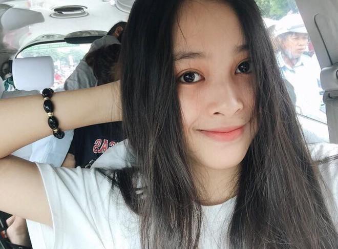 Cận cảnh mặt mộc không tì vết của Tân hoa hậu Việt Nam 2018 - ảnh 2