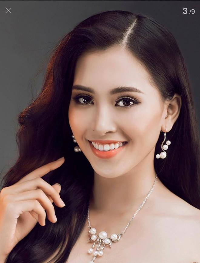 Tân Hoa hậu Việt Nam 2018 Trần Tiểu Vy: Thí sinh nhỏ tuổi nhất, vấp ngã khi thi Người đẹp biển - ảnh 7