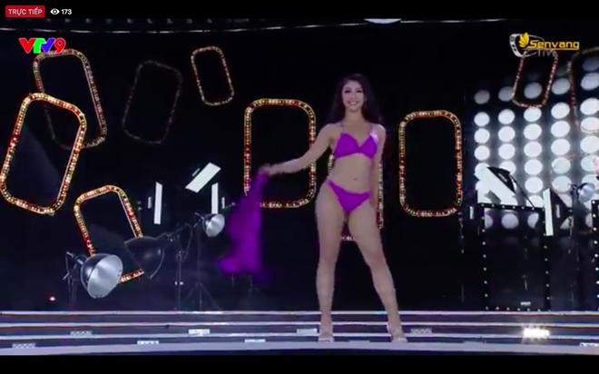 Chung kết Hoa hậu Việt Nam 2018: 25 thí sinh xuất sắc nhất trình diễn bikini bốc lửa - Ảnh 8.