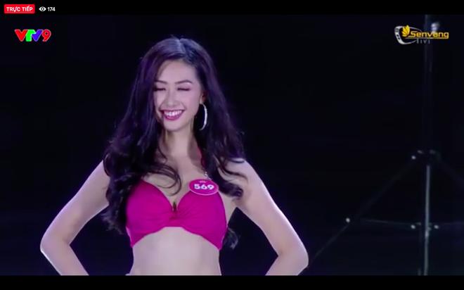 Chung kết Hoa hậu Việt Nam 2018: 25 thí sinh xuất sắc nhất trình diễn bikini bốc lửa - Ảnh 10.