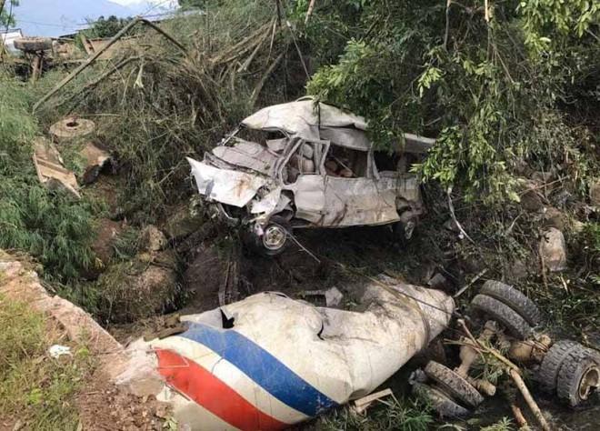 Tai nạn thảm khốc 13 người tử vong ở Lai Châu: 4 nạn nhân là người một nhà - Ảnh 4.