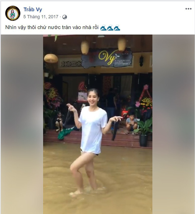 Tân hoa hậu Trần Tiểu Vy thể hiện bản thân như thế nào trên mạng xã hội? - ảnh 16