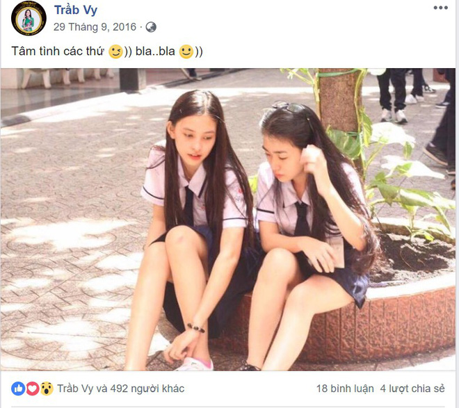 Tân hoa hậu Trần Tiểu Vy thể hiện bản thân như thế nào trên mạng xã hội? - ảnh 5
