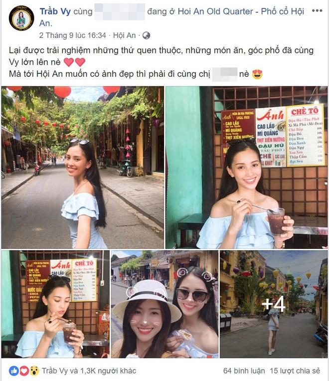 Tân hoa hậu Trần Tiểu Vy thể hiện bản thân như thế nào trên mạng xã hội? - ảnh 14