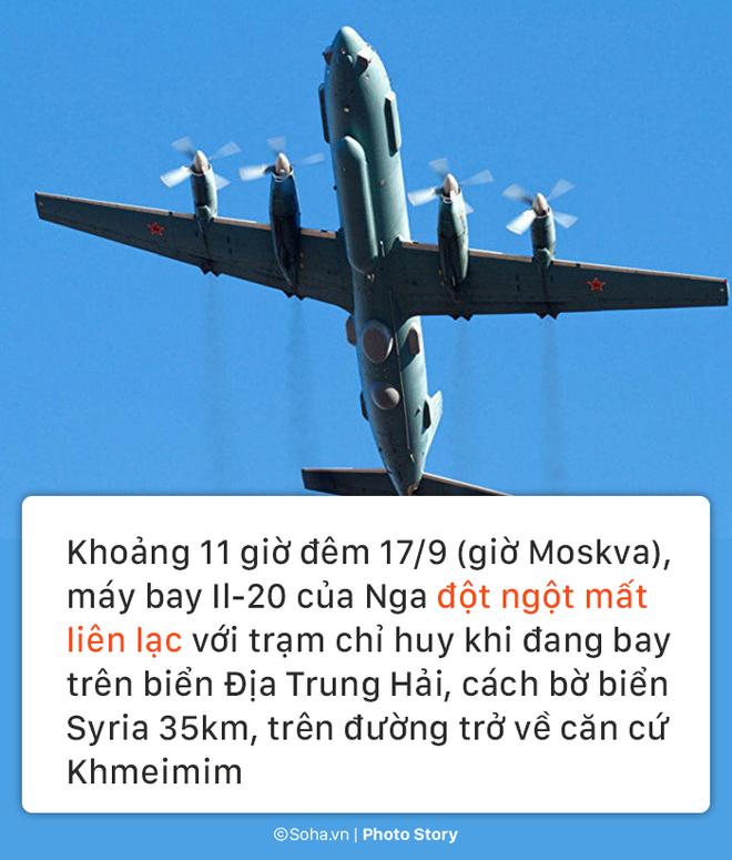 Thảm kịch quân ta bắn trúng quân mình đã xảy ra với máy bay IL-20 Nga như thế nào? - Ảnh 1.