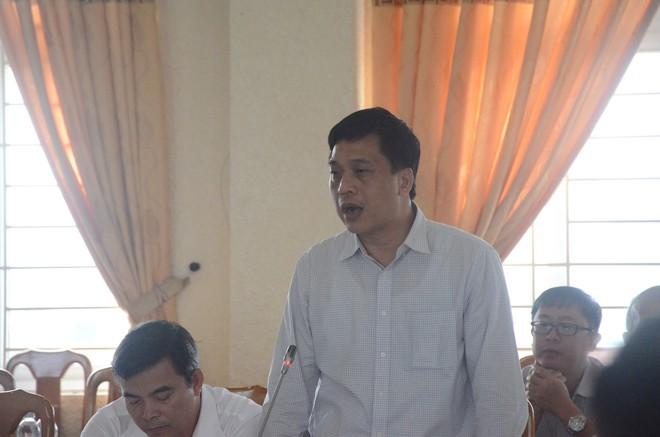 Cựu Chánh văn phòng Thành ủy Đà Nẵng vẫn đi làm trong ngày bị bắt - Ảnh 2.
