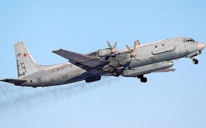 Tên lửa Syria 'vồ hụt' chiến đấu cơ Israel, hạ nhầm máy bay trinh sát IL-20 của Nga? 1