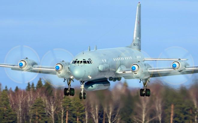 BQP Nga đưa ra kết luận sơ bộ về thủ phạm đã bắn rơi máy bay trinh sát IL-20 1