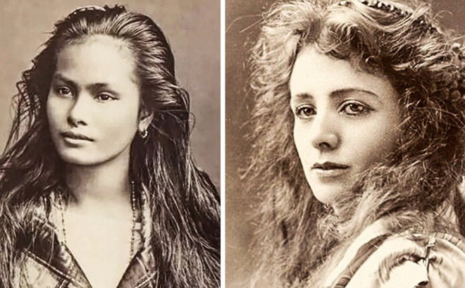 Những người phụ nữ đẹp nhất hơn 100 năm qua - có thể sẽ khiến bạn ngẩn ngơ! (P2)