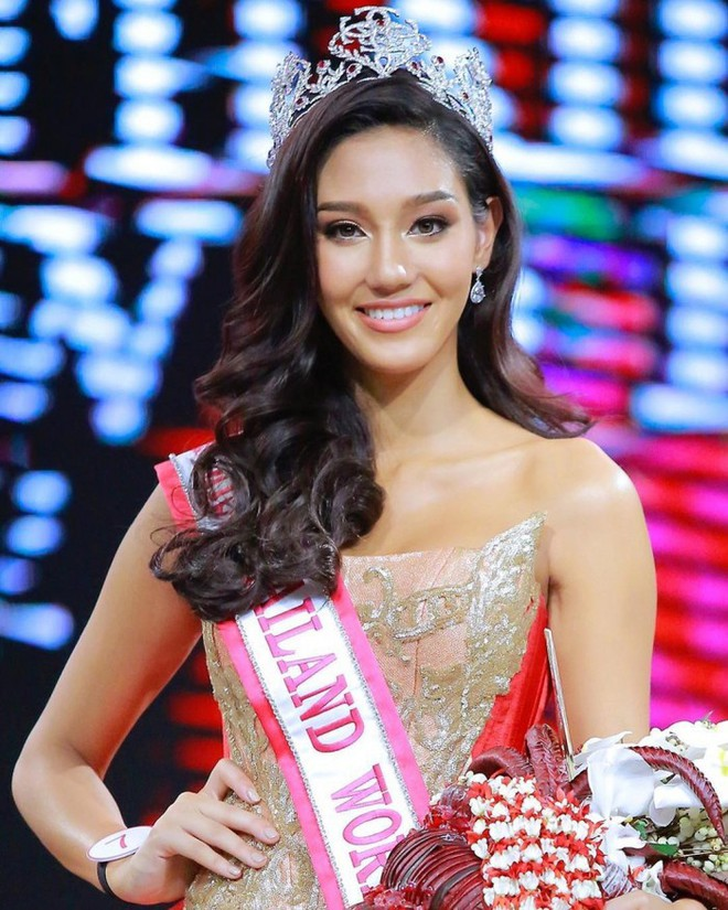 Muốn chiến thắng tại Miss World, Trần Tiểu Vy phải vượt qua các Hoa hậu nóng bỏng này - Ảnh 3.