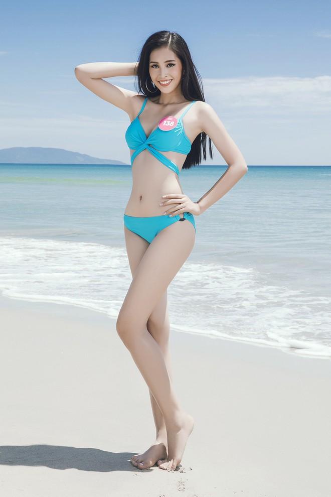 Muốn chiến thắng tại Miss World, Trần Tiểu Vy phải vượt qua các Hoa hậu nóng bỏng này - Ảnh 2.