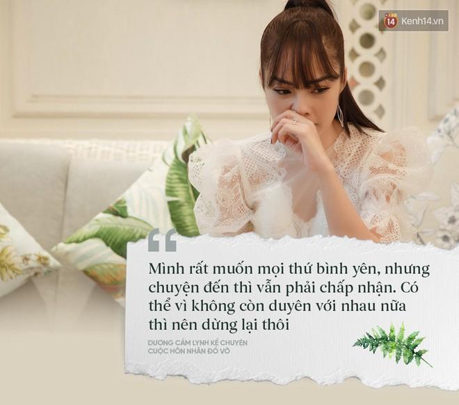 Dương Cẩm Lynh kể về cuộc sống hậu hôn nhân đổ vỡ: Mỗi lần con hỏi ba đâu là rơi nước mắt - Ảnh 2.