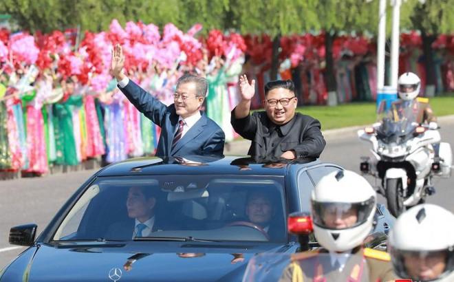 Lãnh đạo Triều Tiên Kim Jong Un bất ngờ tuyên bố thăm Hàn Quốc 1