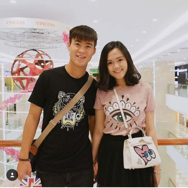 Gia thế ít người biết của bạn gái tiền vệ U23 Việt Nam - Đỗ Duy Mạnh - Ảnh 5.