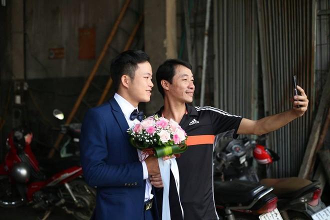 Cận cảnh lễ thành hôn đặc biệt của cô dâu 61 tuổi với chú rể 26 tuổi ở Cao Bằng - Ảnh 14.