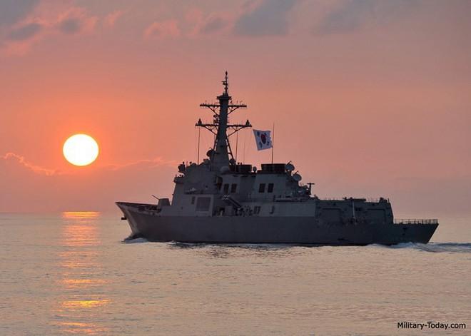 Ảnh: Sức mạnh đáng gờm của tàu khu trục Sejong Đại đế - Ảnh 9.