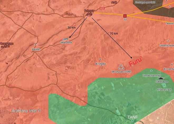 Quân tinh nhuệ Syria đánh tan IS phản công, diệt nhiều tay súng khủng bố ở sa mạc tỉnh Homs - ảnh 1