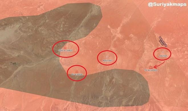 Quân tinh nhuệ Syria đánh tan IS phản công, diệt nhiều tay súng khủng bố ở sa mạc tỉnh Homs - ảnh 2