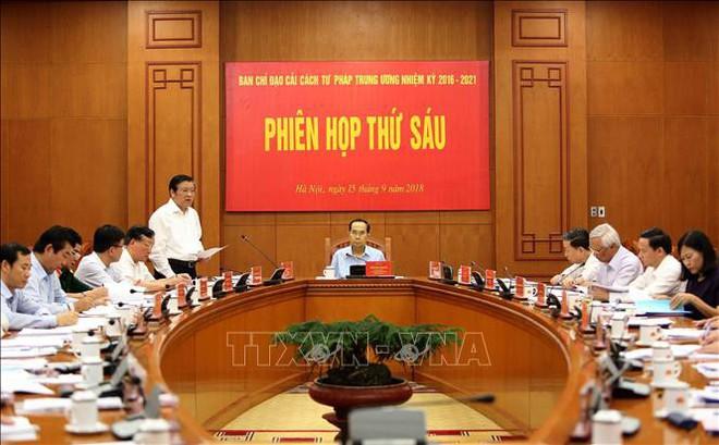 Hình ảnh những ngày làm việc cuối cùng của Chủ tịch nước Trần Đại Quang - Ảnh 11.