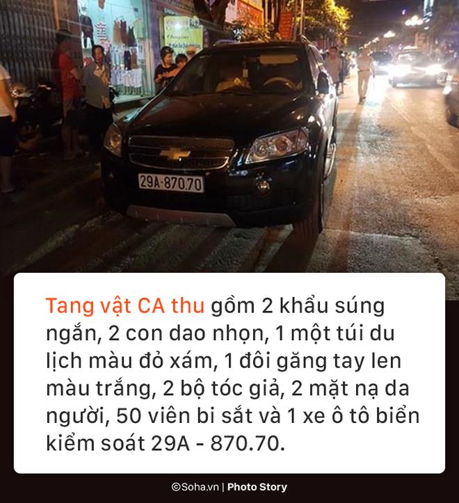 [PHOTO STORY] Lý lịch bất hảo của nhóm cướp vật lộn với bà chủ tiệm vàng ở Sơn La 2