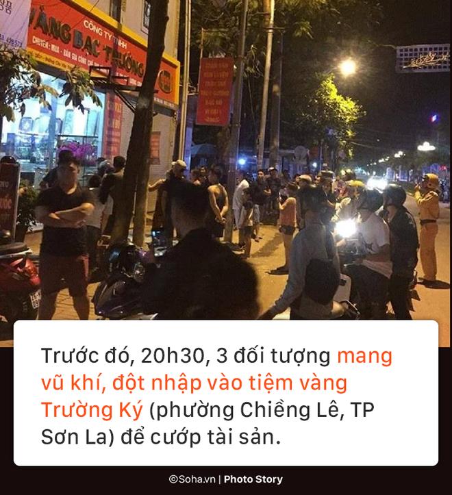 [PHOTO STORY] Lý lịch bất hảo của nhóm cướp vật lộn với bà chủ tiệm vàng ở Sơn La 3