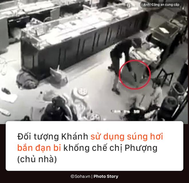 [PHOTO STORY] Lý lịch bất hảo của nhóm cướp vật lộn với bà chủ tiệm vàng ở Sơn La 5