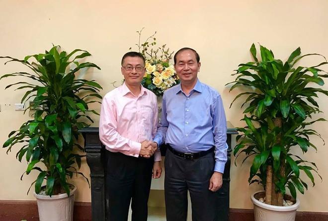 Chủ tịch nước Trần Đại Quang và 5 lần cắt tóc cho đồng đội Hun Sen - Ảnh 3.