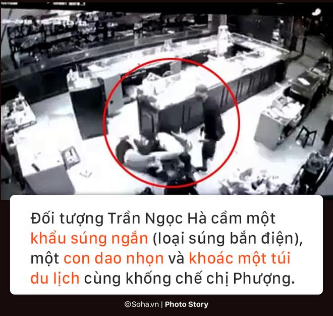 [PHOTO STORY] Lý lịch bất hảo của nhóm cướp vật lộn với bà chủ tiệm vàng ở Sơn La 6