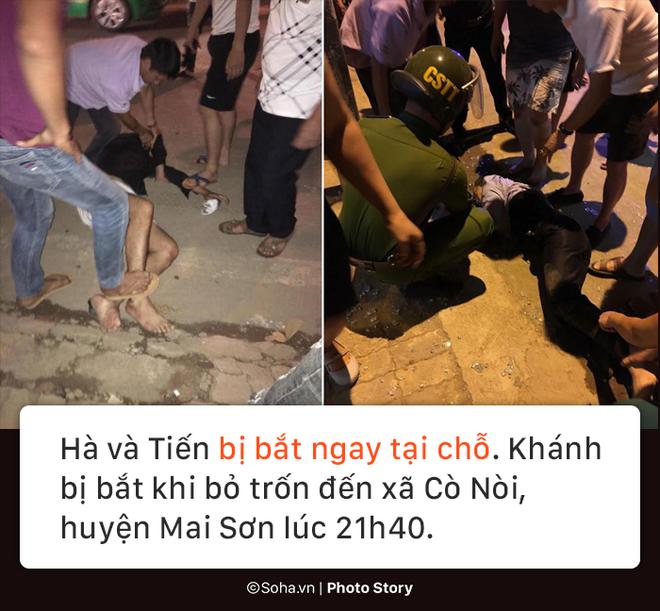 [PHOTO STORY] Lý lịch bất hảo của nhóm cướp vật lộn với bà chủ tiệm vàng ở Sơn La 8
