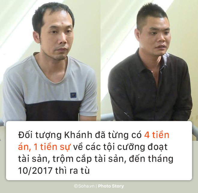 [PHOTO STORY] Lý lịch bất hảo của nhóm cướp vật lộn với bà chủ tiệm vàng ở Sơn La 9