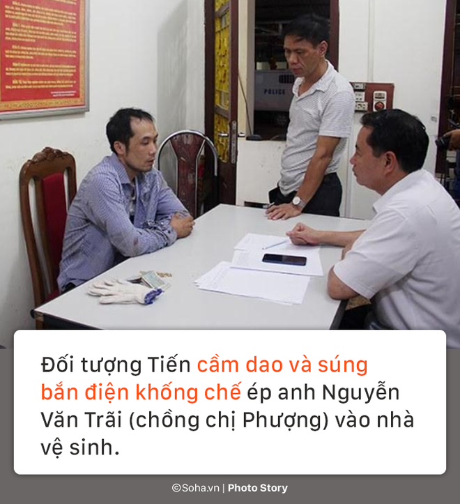 [PHOTO STORY] Lý lịch bất hảo của nhóm cướp vật lộn với bà chủ tiệm vàng ở Sơn La 4