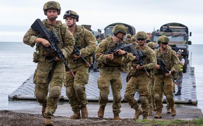 """Đánh hơi thấy """"chân rết"""" của TQ ở Thái Bình Dương, Úc vội tìm cách mở căn cứ quân sự ở Papua New Guinea"""
