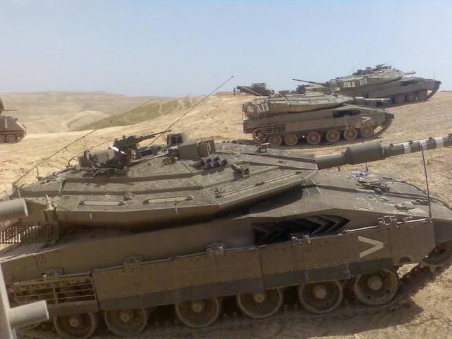 IL-20 rơi: Nga tung T-90MS tử chiến với Merkava-4 Israel - Xung đột giả định, ai thắng? - ảnh 1