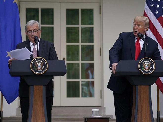 """Donald Trump bài binh bố trận quyết buộc Trung Quốc """"đầu hàng"""" - Ảnh 3."""
