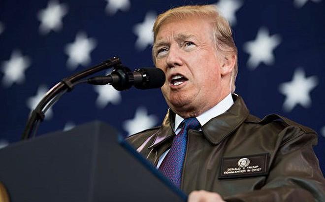 """Donald Trump bài binh bố trận quyết buộc Trung Quốc """"đầu hàng"""""""