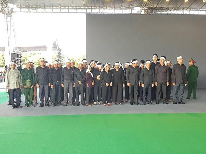 Hình ảnh lễ viếng Chủ tịch nước Trần Đại Quang tại quê nhà - Ảnh 10.