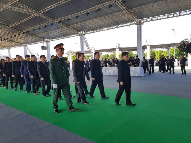 Hình ảnh lễ viếng Chủ tịch nước Trần Đại Quang tại quê nhà - Ảnh 5.