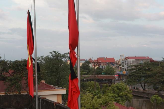 Hình ảnh lễ viếng Chủ tịch nước Trần Đại Quang tại quê nhà - Ảnh 18.