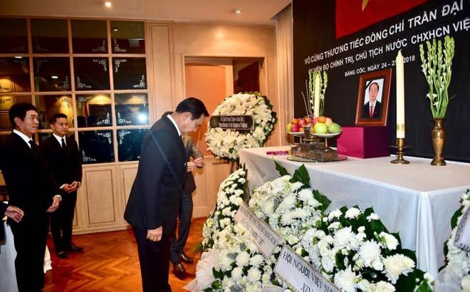 Thủ tướng Singapore ấn tượng về phong cách tận tâm, tận lực của Chủ tịch nước Trần Đại Quang 2