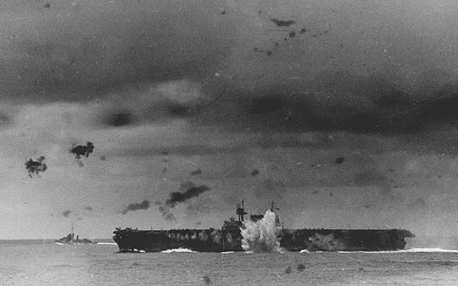 """Hành trình """"sống sót"""" của tàu sân bay USS Enterprise qua Thế chiến II - ảnh 2"""