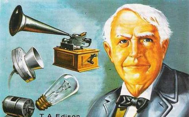 Rùng rợn thí nghiệm nướng voi bằng điện của Thomas Edison