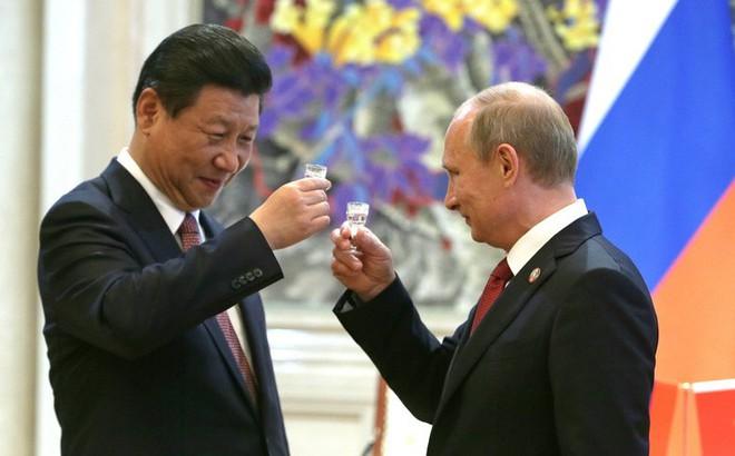 Nga dự định tăng giá trị thương mại với Trung Quốc lên 200 tỷ USD