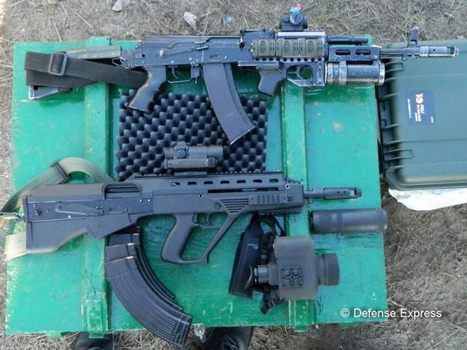 Ukraine hiện đại hóa AK thành súng mới Malyuk: Có gì mới? - Ảnh 4.