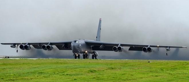 Ảnh: B-52 của Mỹ bay qua Biển Đông hai lần trong một tuần - ảnh 2
