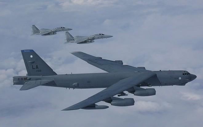 Ảnh: B-52 của Mỹ bay qua Biển Đông hai lần trong một tuần - ảnh 6