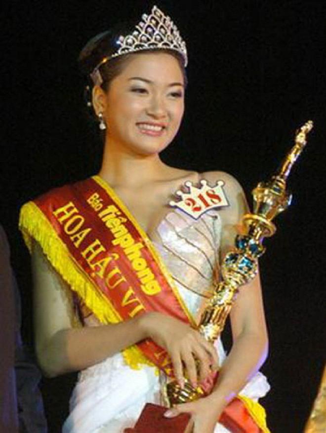 Đóng phim hay, có giọng hát tốt, vì sao Hoa hậu Nguyễn Thị Huyền không bước chân vào showbiz? - Ảnh 2.